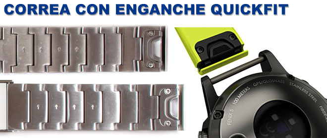 Enganches Quickfit