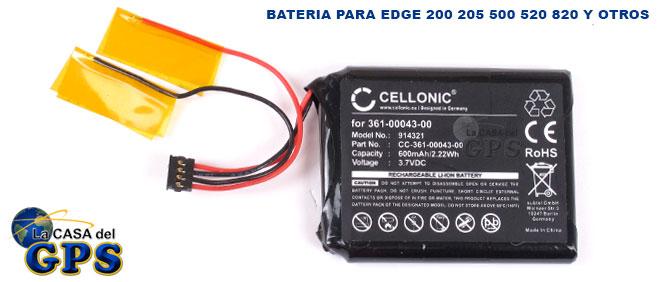 Batería BAT-EDGE820